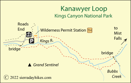 Kanawyer Loop - Sierra Day Hikes on joshua tree national park, yellowstone national park, denali national park and preserve map, paradise valley kings canyon map, kings canyon trail map, olympic national park, kings canyon australia map, kings canyon topo map, yosemite national park, canyonlands national park, bryce canyon national park, california national parks map, mesa verde national park, lake clark national park map, redwood national park map, lassen volcanic national park, sierra nevada, zion national park, santa monica national park map, grand teton national park, sequoia national park, retezat national park map, sierra nevada map, kings canyon sequoia national forest, kings canyon cabins, national mall and memorial parks map, mount rainier national park, kings canyon wildlife, lake tahoe map, kings canyon falls, acadia national park, redwood national and state parks, glacier national park, kings canyon ca map, great basin national park, sequoia national park map, mountain home state forest map, death valley national park, arches national park, lake tahoe,